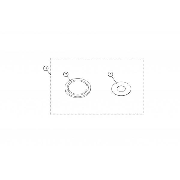 Сервисный набор Evita 2/S2/2Dura/4/XL Set, 1 год